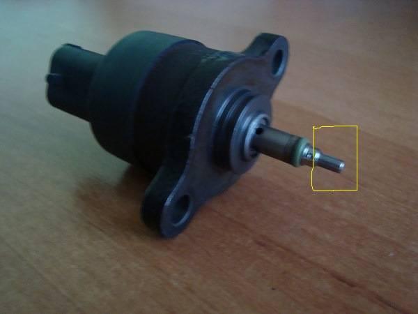 Регулятор давления топлива, или всё из-за стакана Бош. Чистый двигатель.