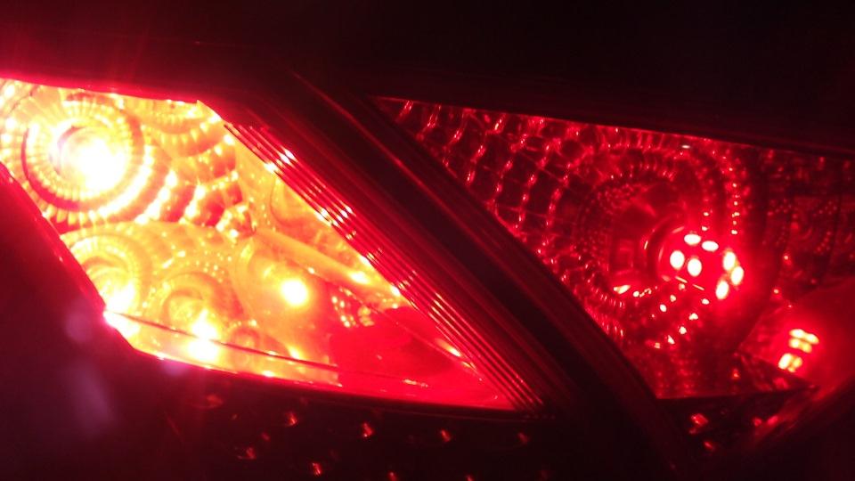 светодиоды в габаритные огни
