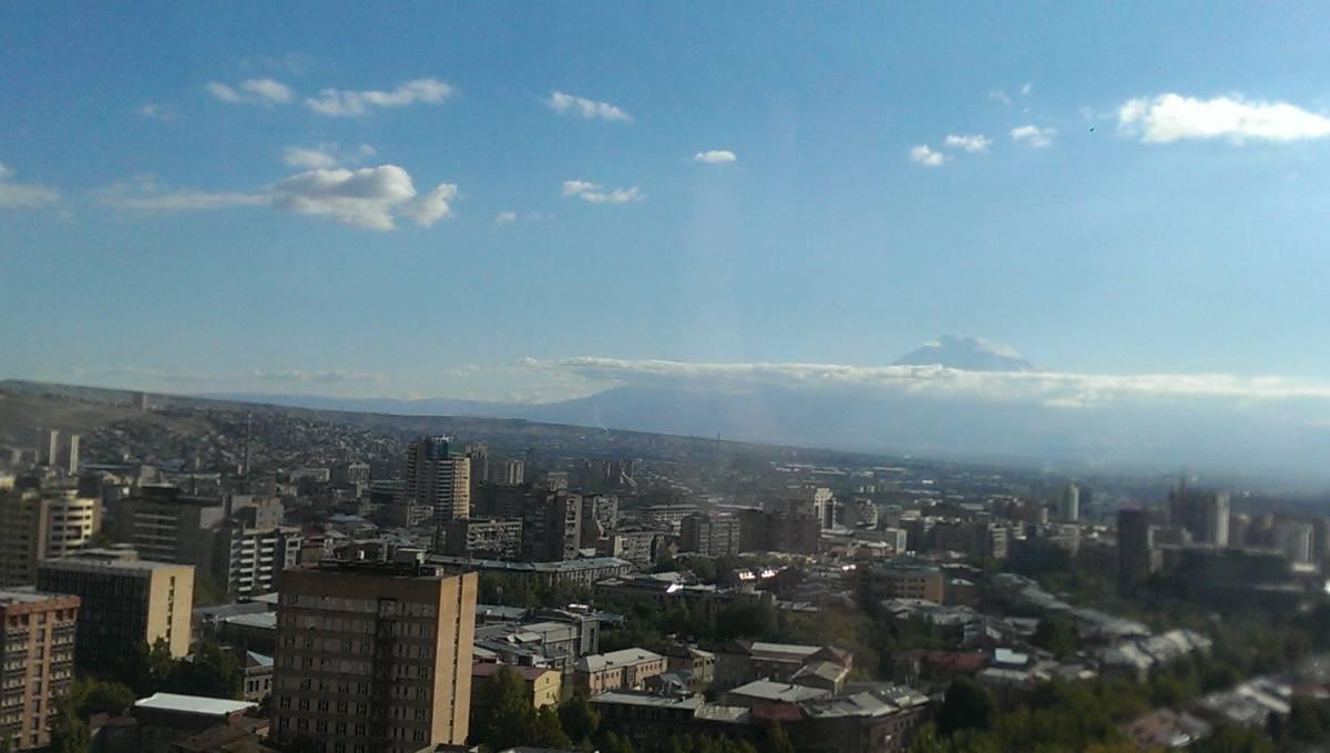 Путешествие в Армению