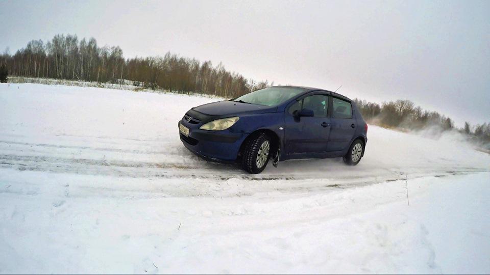 Любительский зимний ралли-спринт