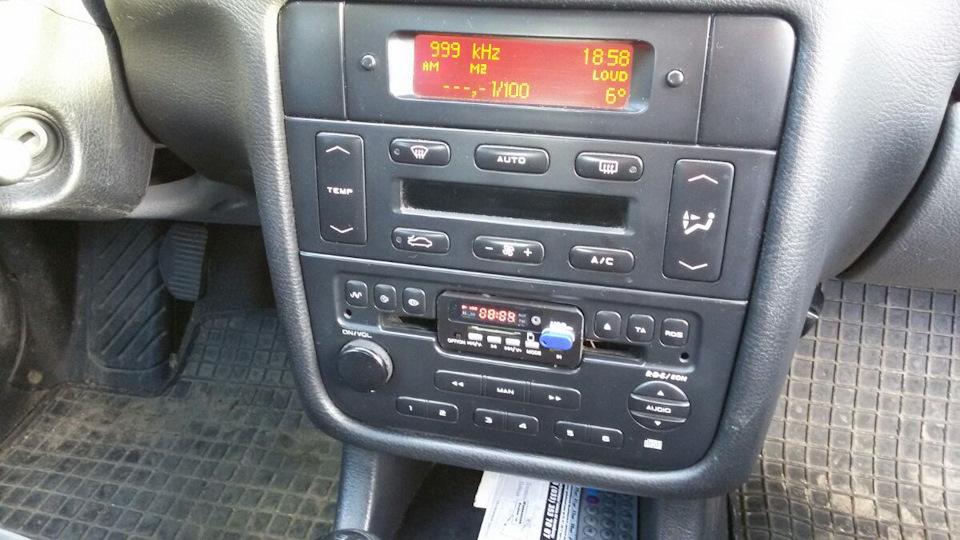 MP3 вместо CD в Clarion