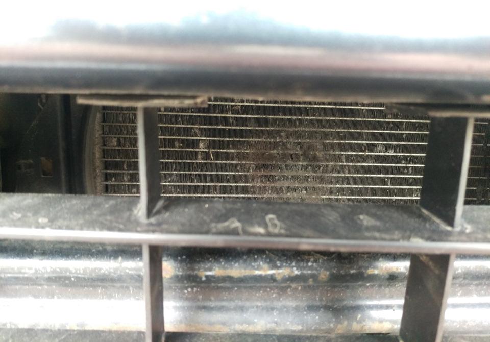 Восстановление кондиционера, замена радиаторов