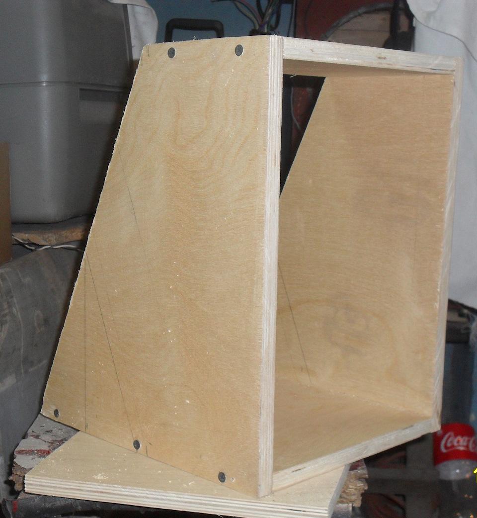 Музыфикация, короб для саба ФИ