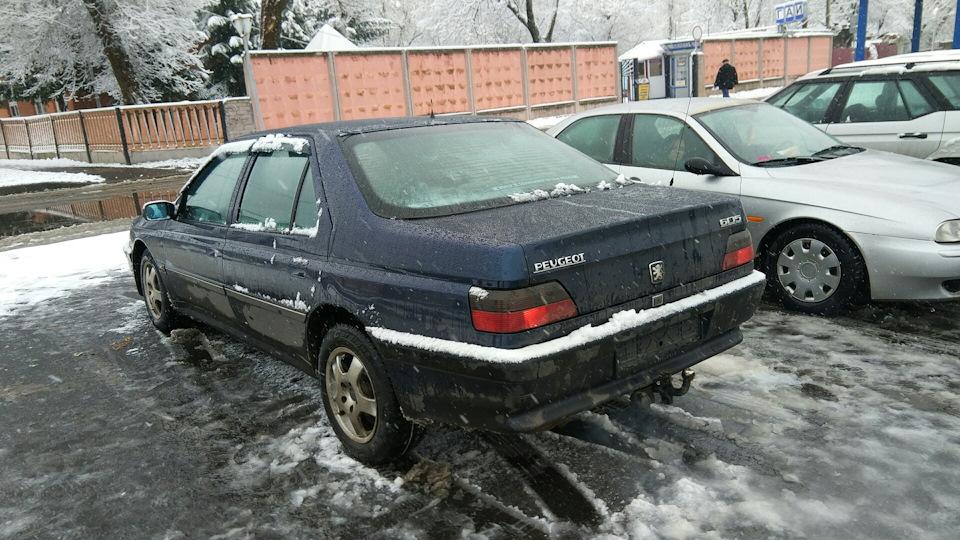 """Продал """"Сапфира"""" теперь на Citroen XM"""