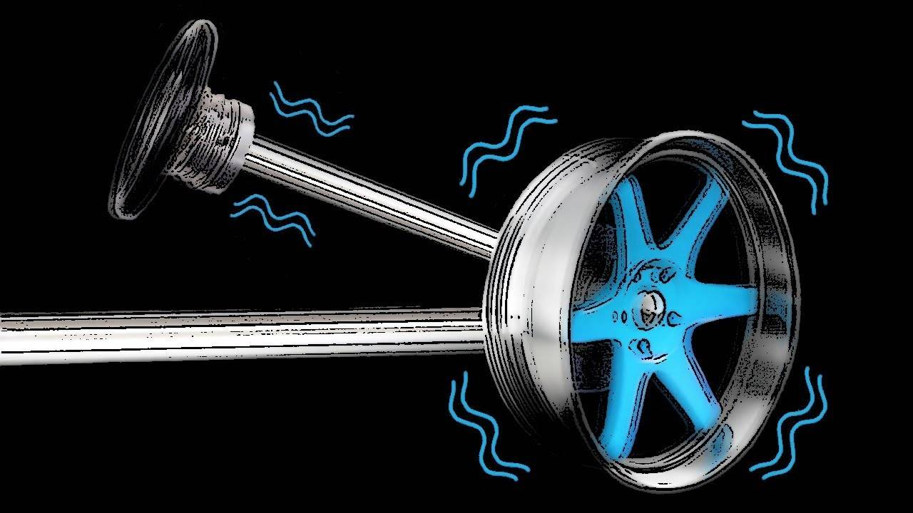В поисках вибрации, часть 1 или замена тормозных дисков.