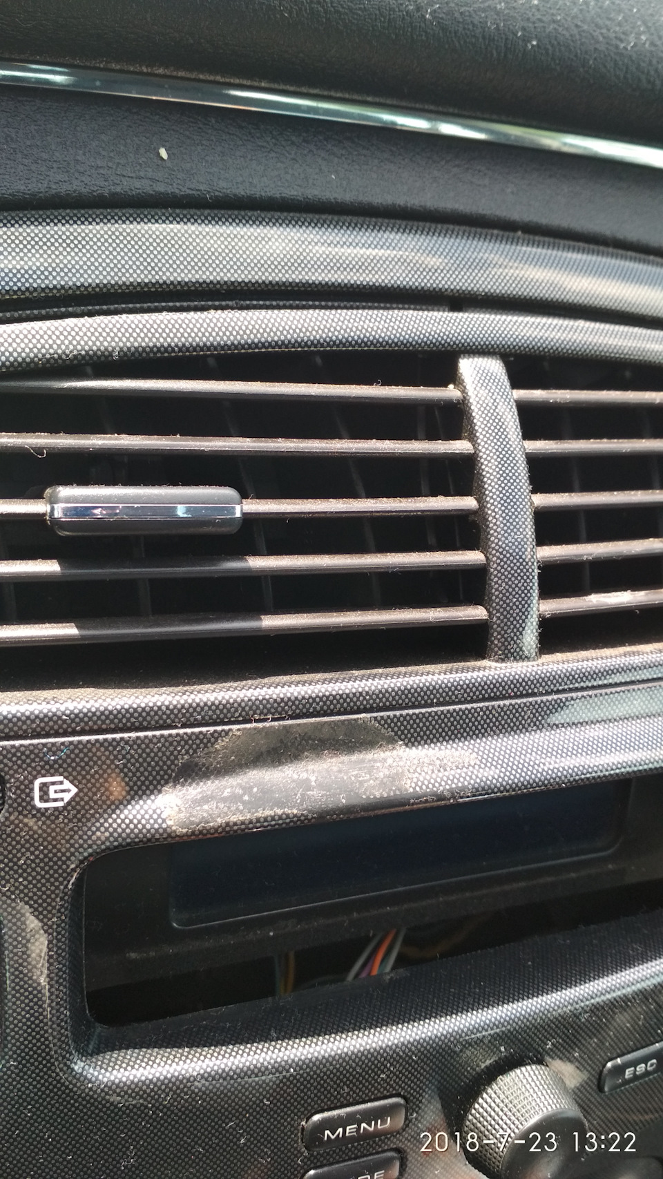 Замена воздуховода