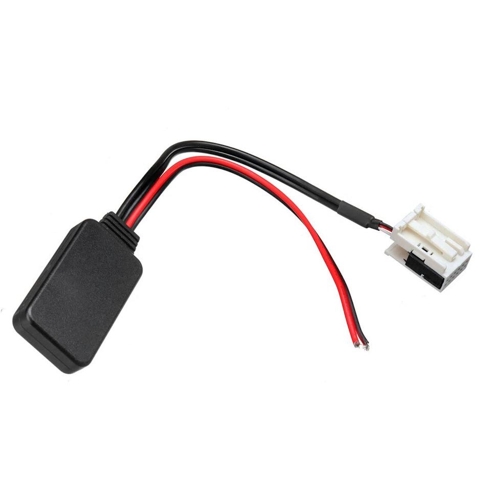 Bluetooth в RD4 без пайки