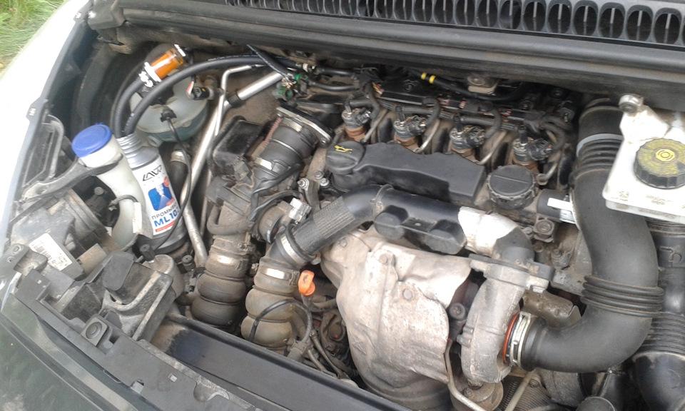 промывка LAVRом ML102 топливной системы