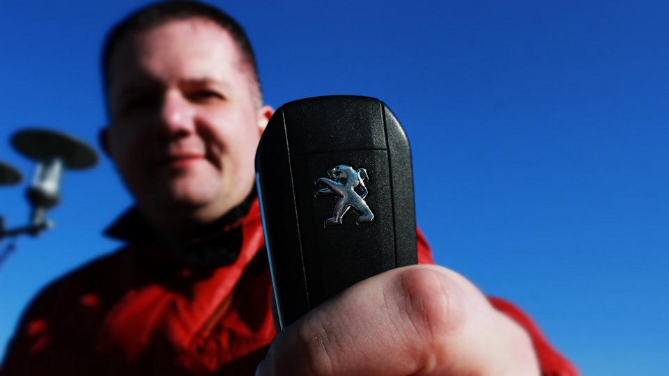 Peugeot слет в Могилеве.