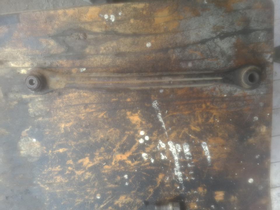 Ремонт ручника. Замена тросов, колодок, ремкомплект. (ч.3 — гаражМАСТЕР)
