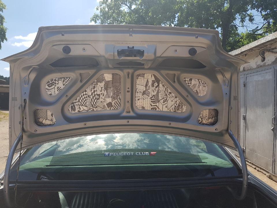 ШВИ part. 3 Багажник