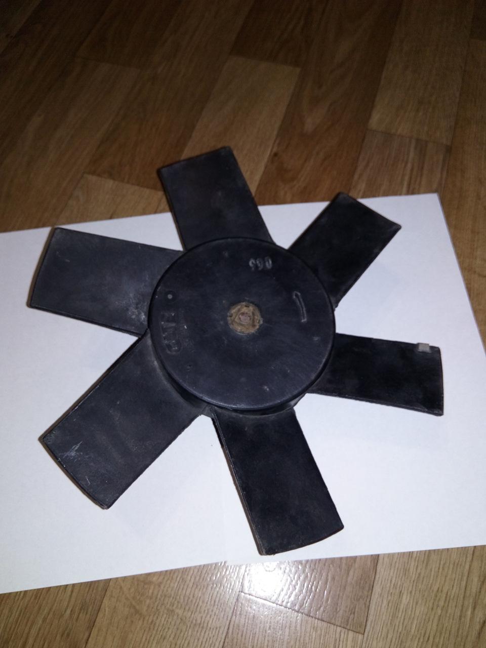 Проблема с вентилятором охлаждения радиатора