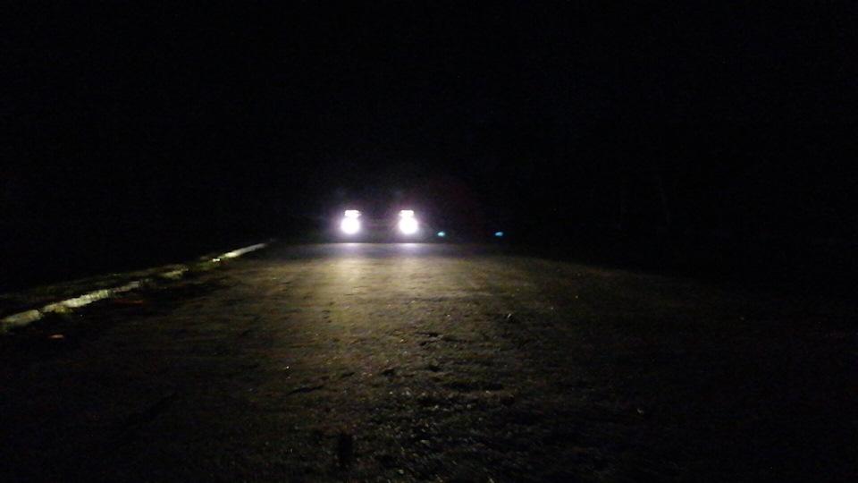 Головное освещение Ми16)!