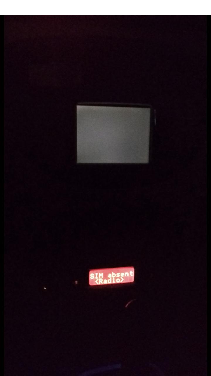 Опять двадцать пять или блок управления цветным дисплеем.