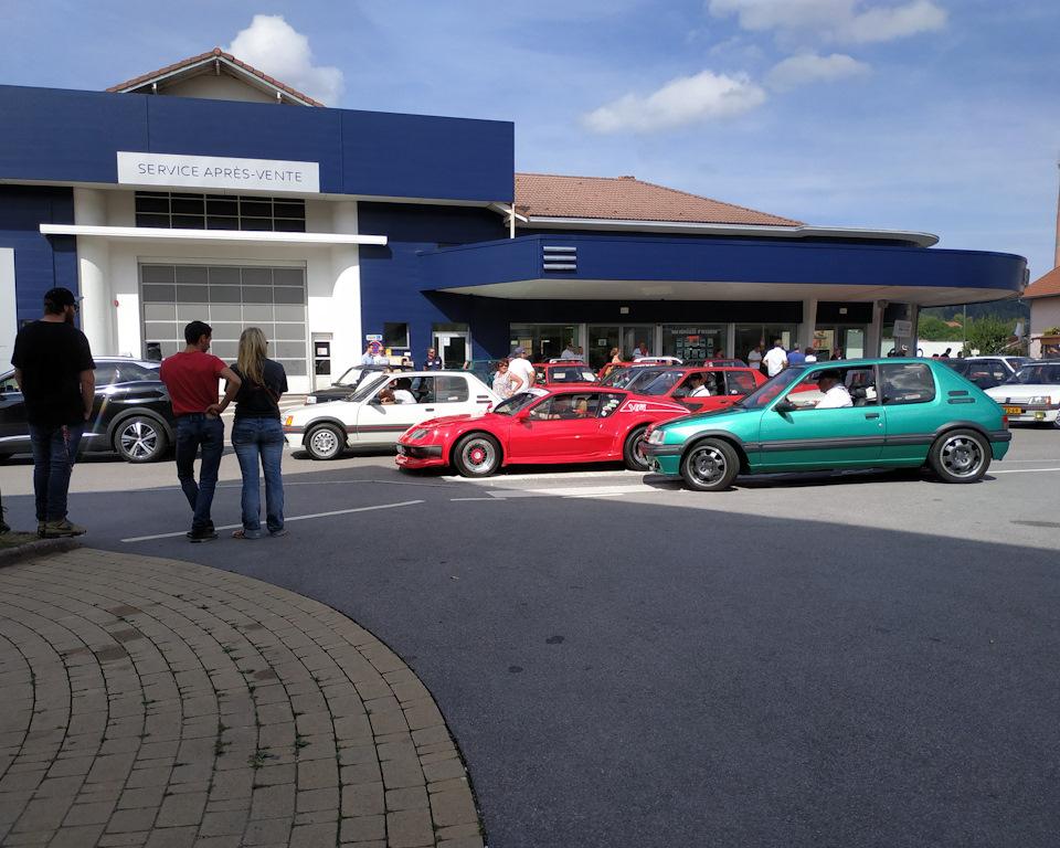 35 ans Peugeot 205 GTi. Partie 2