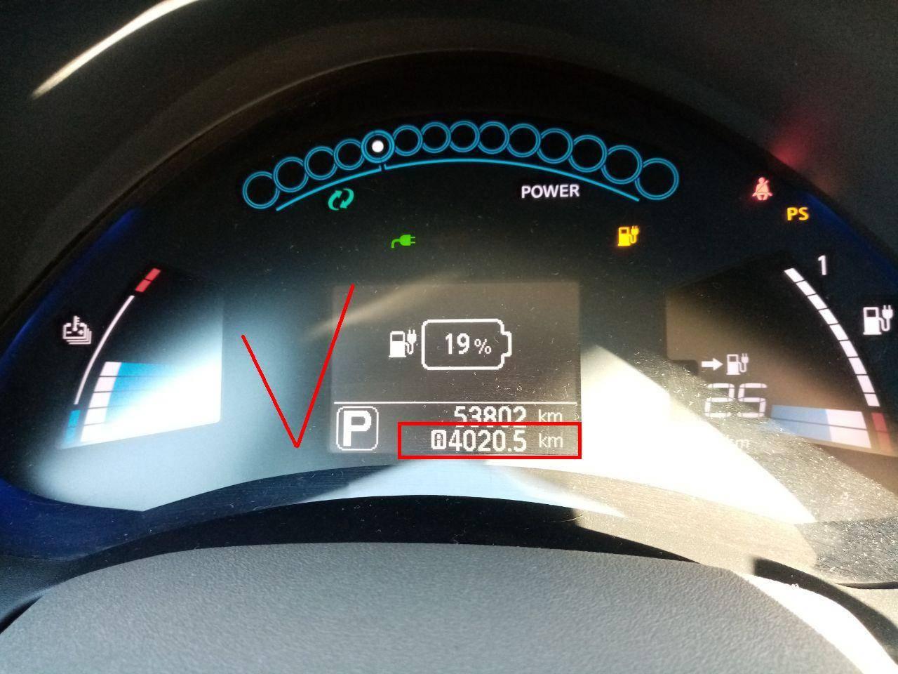 4000км на электричестве
