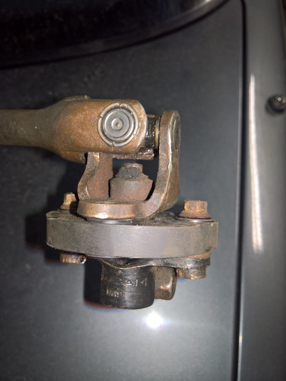 Реставрация подвески, тормозов и рулевой рейки