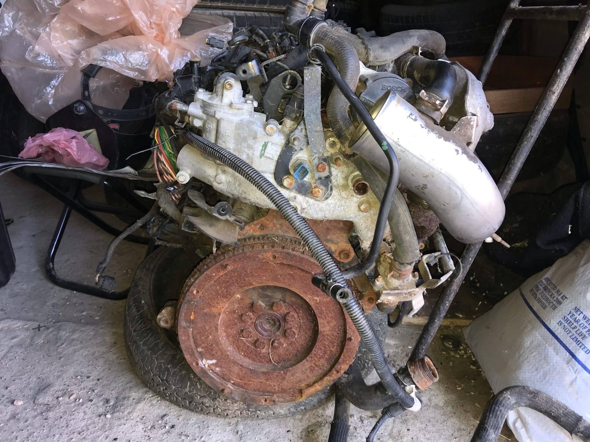 Двигатель 2.0 hdi