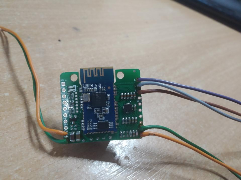 Bluetooth в магнитолу Sony…