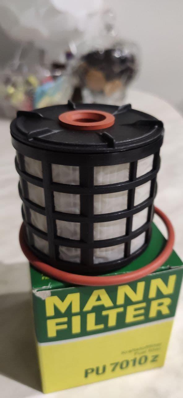 топливный фильтр  MANN  PU7010Z